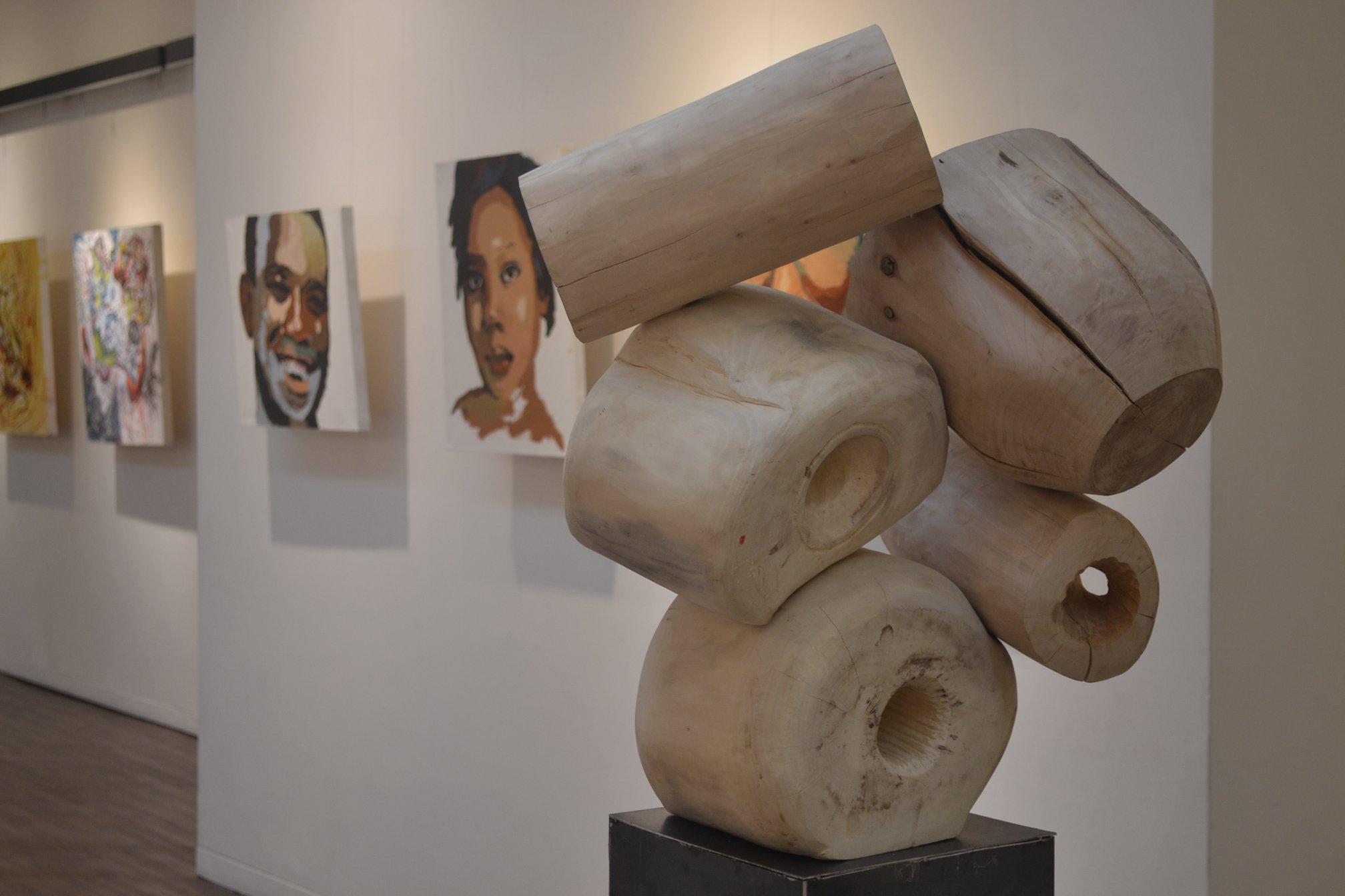 Estudiantes de Arte itineran con sus obras por la Región del Maule